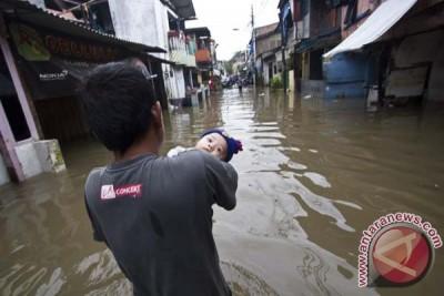 Jakarta diharap waspadai peningkatan air Kali Pesanggrahan