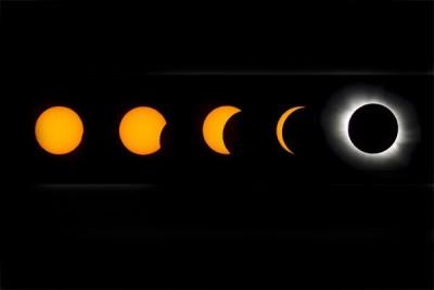 BMKG tayangkan langsung gerhana matahari total