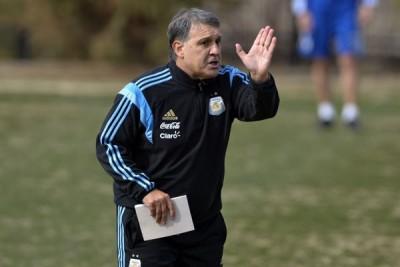 Copa America - Susunan pemain Argentina vs Chile untuk final