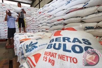 Bulog: stok beras jelang Ramadhan aman