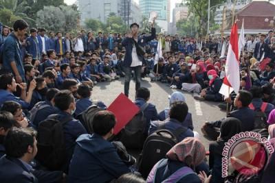 BEM Kritisi Pemerintah Jokowi - JK