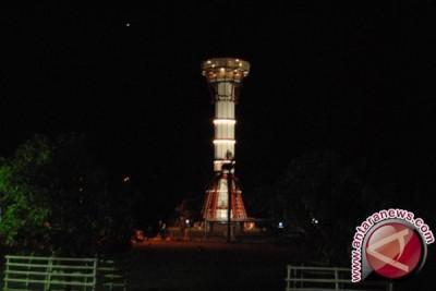 """Bengkulu pusatkan """"Earth Hour"""" di menara pemantau"""