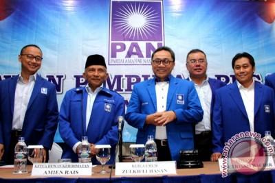 Rapat Perdana DPP PAN