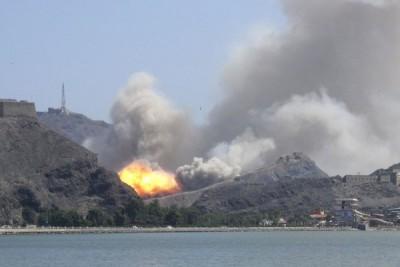 Koalisi pimpinan Arab Saudi rebut pelabuhan Yaman