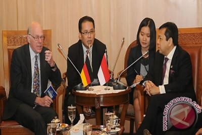 Ketua DPR terima petinggi parlemen Jerman