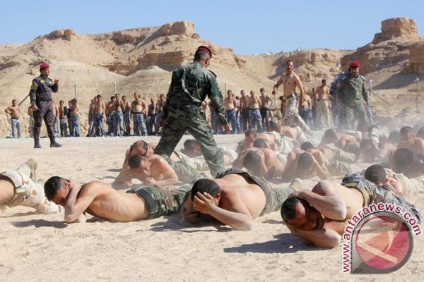 Tentara Irak butuh bantuan sekutu AS di Tikrit