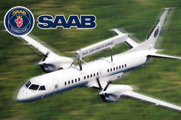 SAAB Swedia akan tawarkan Erieye AEW&C kepada Indonesia
