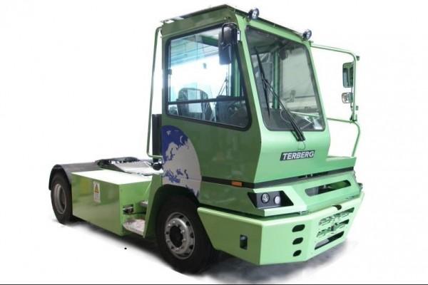 BMW uji coba  truk listrik 40 ton