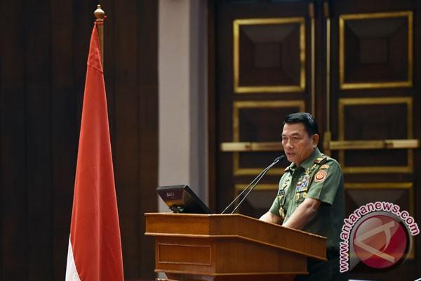 Panglima TNI sinyalir pembunuh dua anggotanya adalah mantan GAM