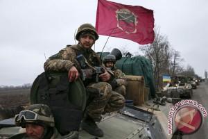 Ukraina gelar latihan militer gabungan dengan NATO