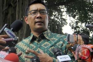 Ridwan Kamil keberatan dengan pernyataan Deddy Mizwar