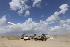 Pasukan Irak masuk lebih ke dalam kubu IS di Fallujah