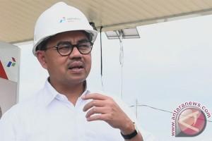 Menteri ESDM tinjau terminal bahan bakar Ujungberung