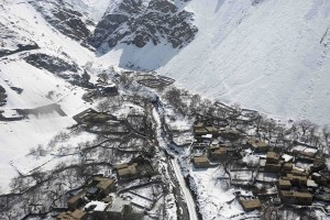 Salju-udara yang membeku renggut 42 nyawa di Afghanistan