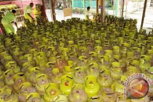 Gas tiga kilogram di Lebak tembus Rp23.000