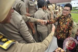 Praja OPDN harus bersinergi dengan TNI dan polisi
