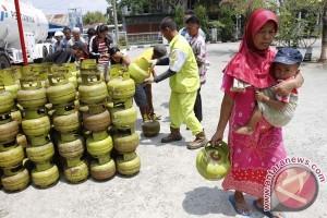 Pembeli gas di Kabupaten Bandung Barat wajib menunjukkan KTP