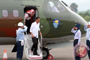 Jokowi di Halim hari ini untuk terima korban Hercules