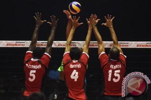 Surabaya Samator masuk empat besar Proliga 2016