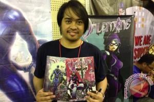 """Komik superhero Indonesia """"Valentine"""" diangkat ke film"""