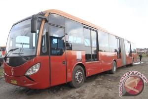Busway Transjakarta mel