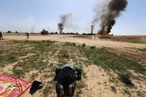 61 anggota ISIS tewas dalam serangan di Irak
