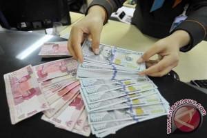 Rupiah menguat tipis ke 13.323 per dolar AS