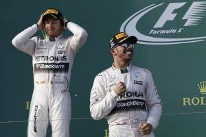 Posisi start Formula 1 Grand Prix Australia