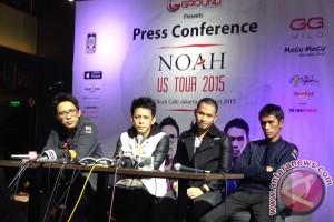 Noah akan konser sekaligus rekaman album di Amerika Serikat