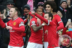 Mata: gol ke gawang Hull akan hapuskan tekanan Fellaini
