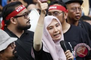 Putri Anwar Ibrahim ditangkap karena dituduh memfitnah