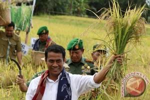 Mentan: Sumut harus dukung swasembada pangan nasional