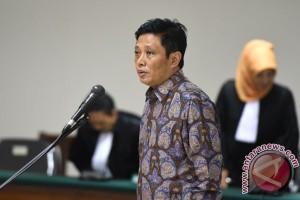 Kerabat Anas Urbaningrum divonis 6 tahun penjara