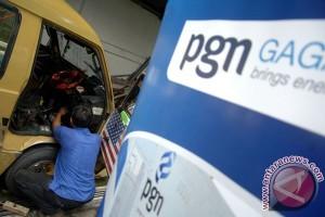 """Ratusan kendaraan dinas di Balikpapan dipasang """"converter kit"""""""