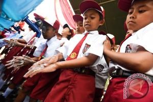 Pemkot Bekasi kampanyekan budaya tangan higienis