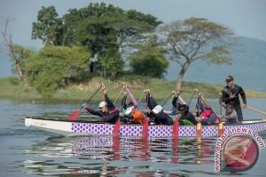 Tim perahu naga Indonesia ikuti tiga kejuaraan