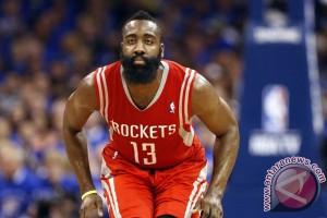Ringkasan laga NBA: Rockets melesat, Clippers terjungkal