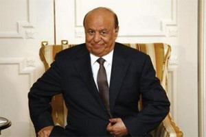 Presiden Yaman kunjungi bekas basis Al Qaeda
