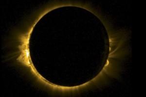 Gerhana matahari total bisa diamati dari 11 provinsi 9 Maret