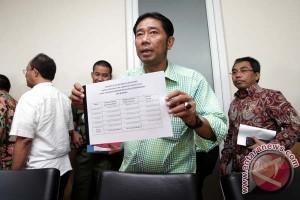 Bareskrim bawa sejumlah dokumen hasil penggeledahan DPRD