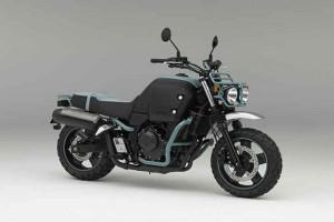 Honda perkenalkan konsep Bulldog