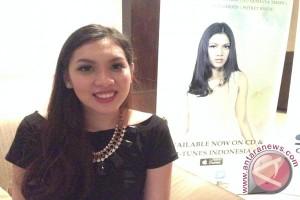Finalis Miss Indonesia ciptakan lagu otodidak
