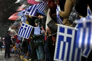 Senang dan kecewa pada hasil referendum bailout Yunani