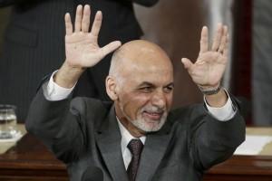 Ditemukan tengkorak manusia di Istana Kepresidenan Afghanistan