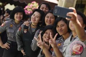 Wanita polisi Polda Sumatera Utara jangan salahgunakan media sosial