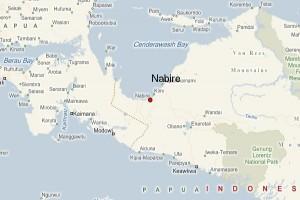 Jalan Nabire-Papua Barat bertambah 32 kilometer pada 2017