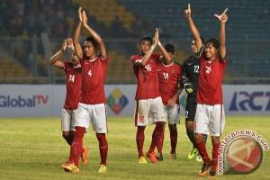 Timnas Indonesia U-23 Menang