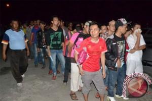 Malaysia usir 102 WNI ilegal ke Nunukan