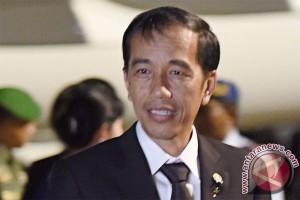 Presiden hadiri resepsi pernikahan di Kuala Lumpur
