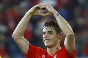Swiss pertahankan posisi teratas klasemen kualifikasi Piala Dunia